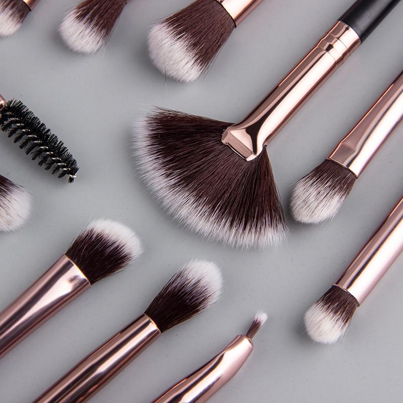 Makeup Brushes 12 pcs Set