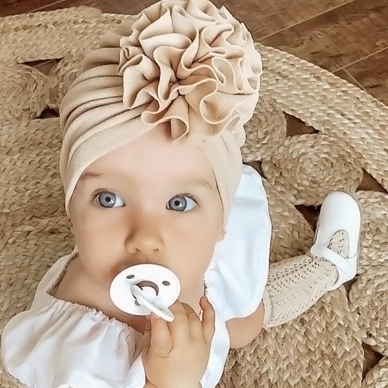 Baby Girl Flower Style Hat - 1MRK.COM