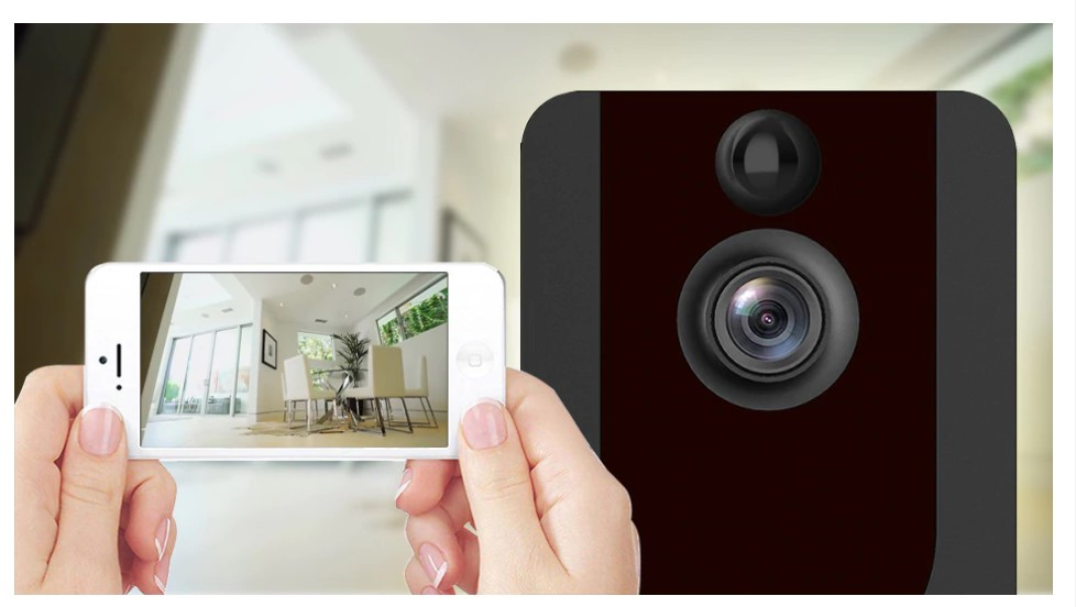 HD Smart Video Doorbell with Night Vision
