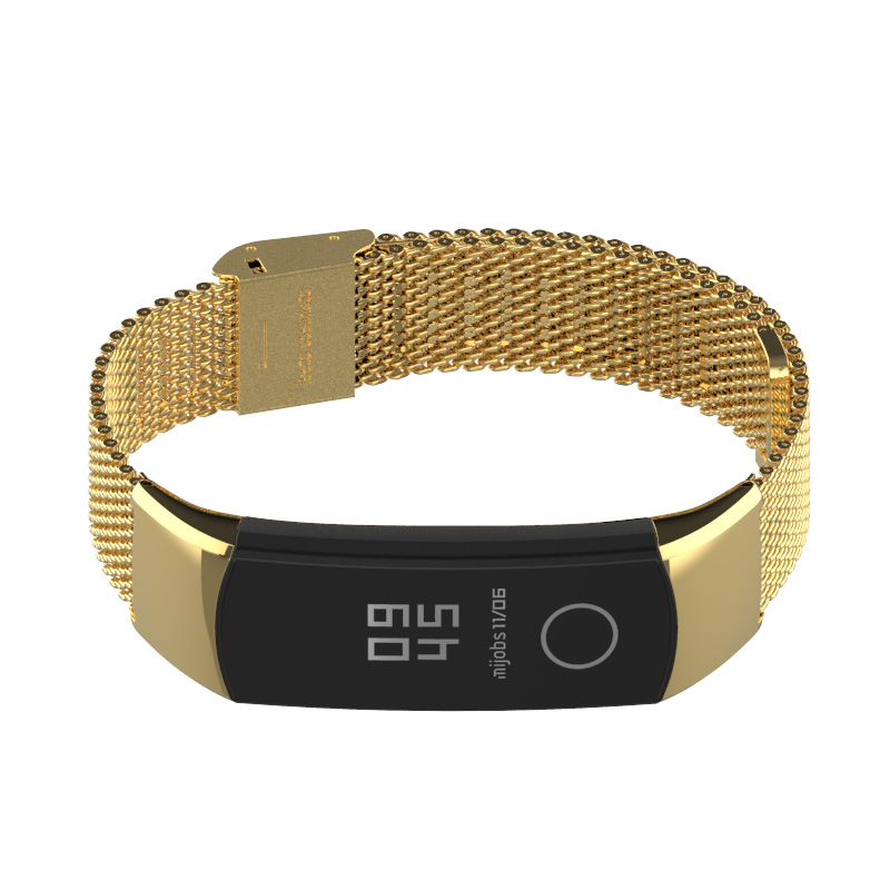 Metal Wrist Strap for Huawei Honor Band 4/5 - 1MRK.COM