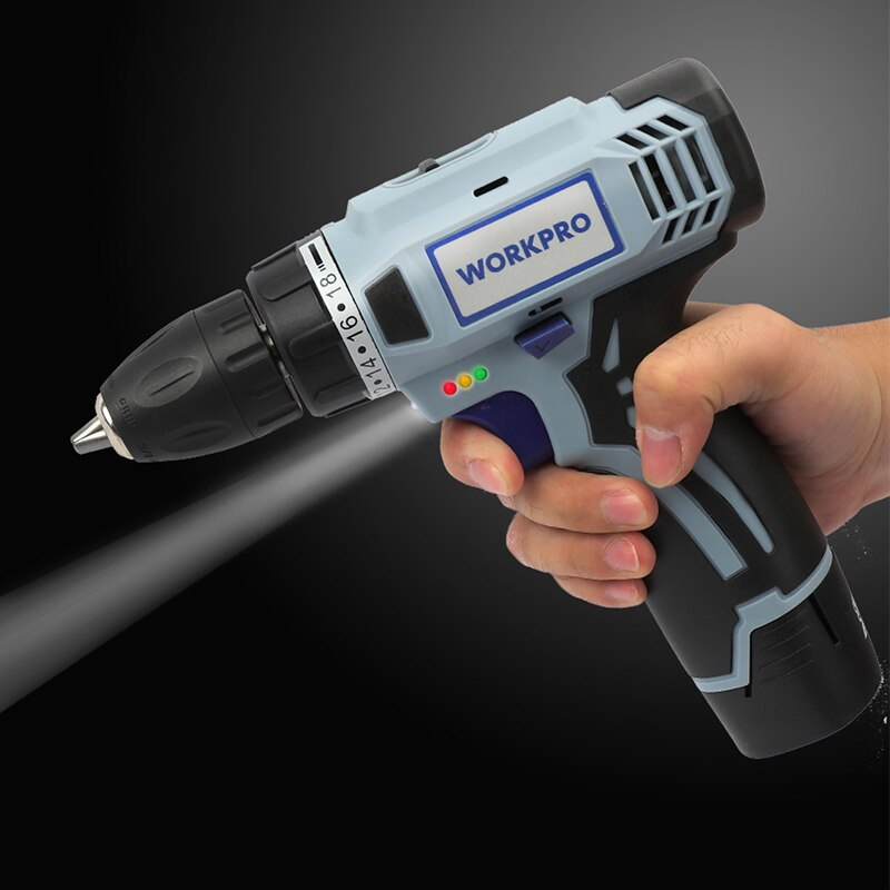 Lightweight Rechargeable Electric Drill