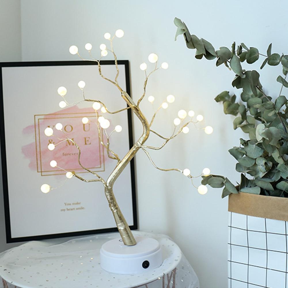 Bonsai Tree Shaped 36/108 LEDS Night Light