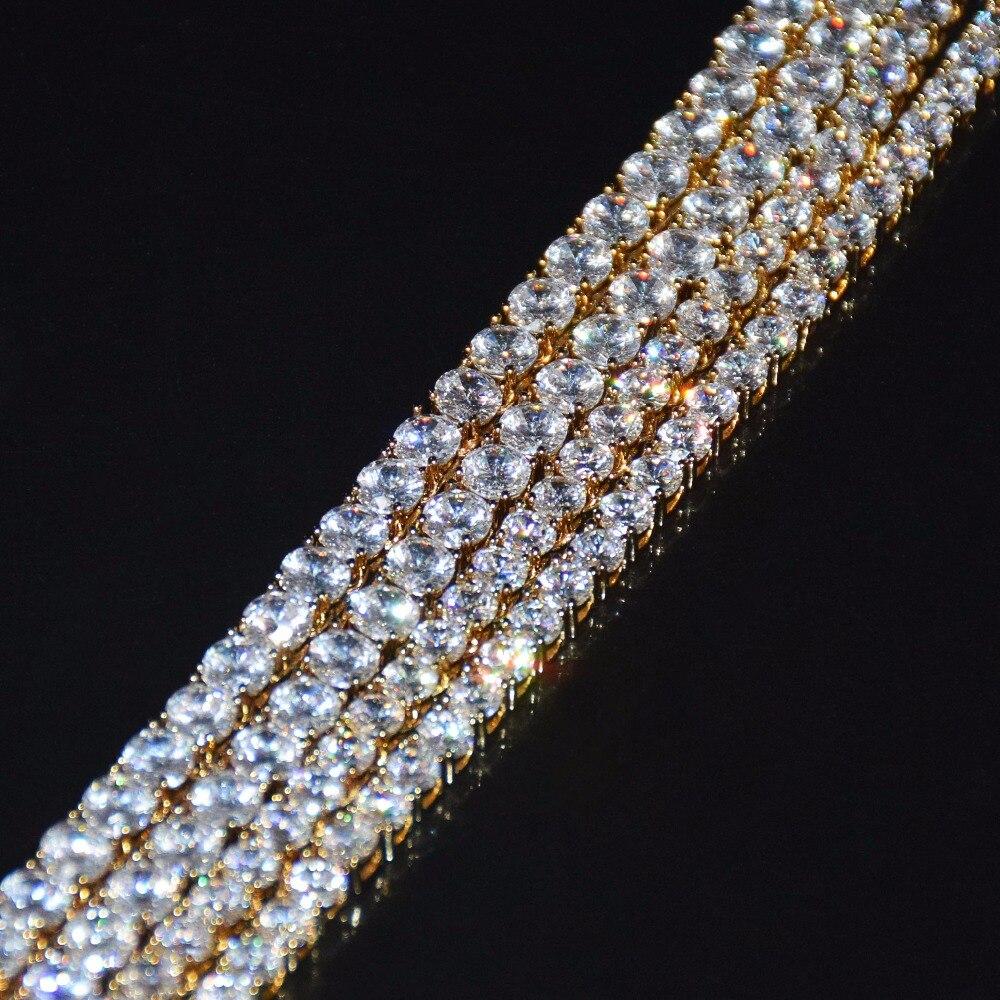 Women's Multilength Zircon Chain Necklace 1mrk.com