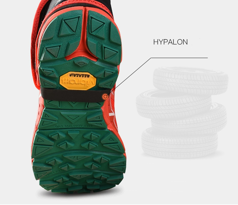 Men's Protective Design Crossover Shoes
