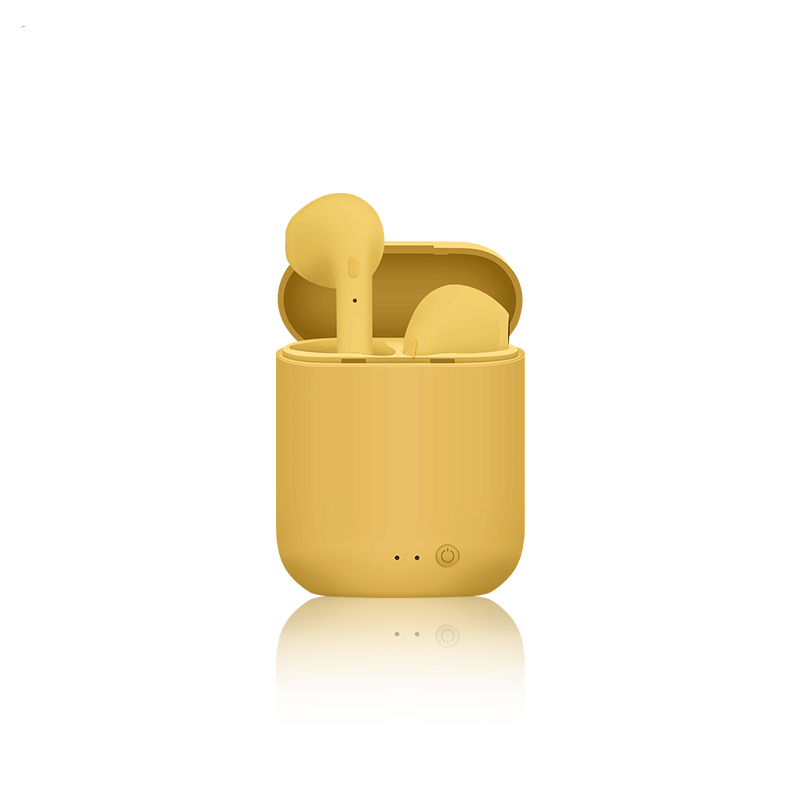 Multicolored Mini Wireless Earphones - 1MRK.COM