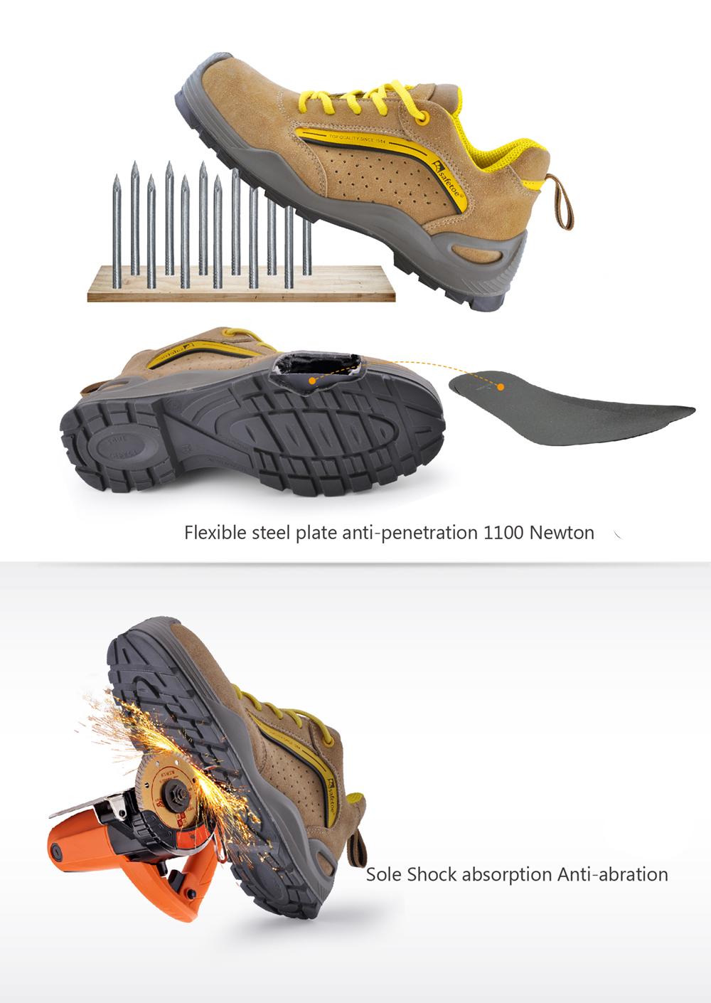 Men's Breathable Lace-Up Shoes