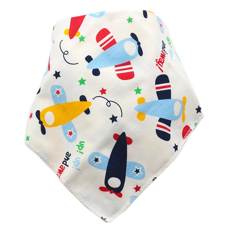 Colorful Waterproof Baby Bibs 3 pcs Set
