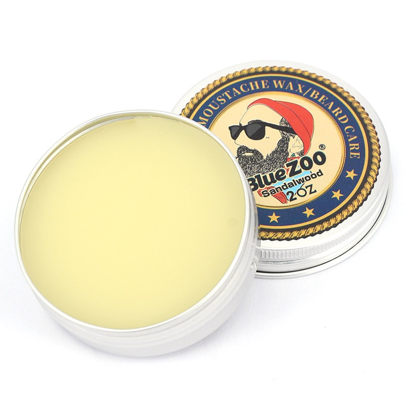 Moisturizing Organic Beard Balm for Men 11