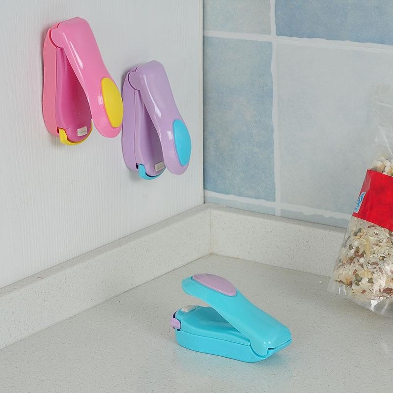 Mini Portable Food Bag Sealer - 1MRK.COM