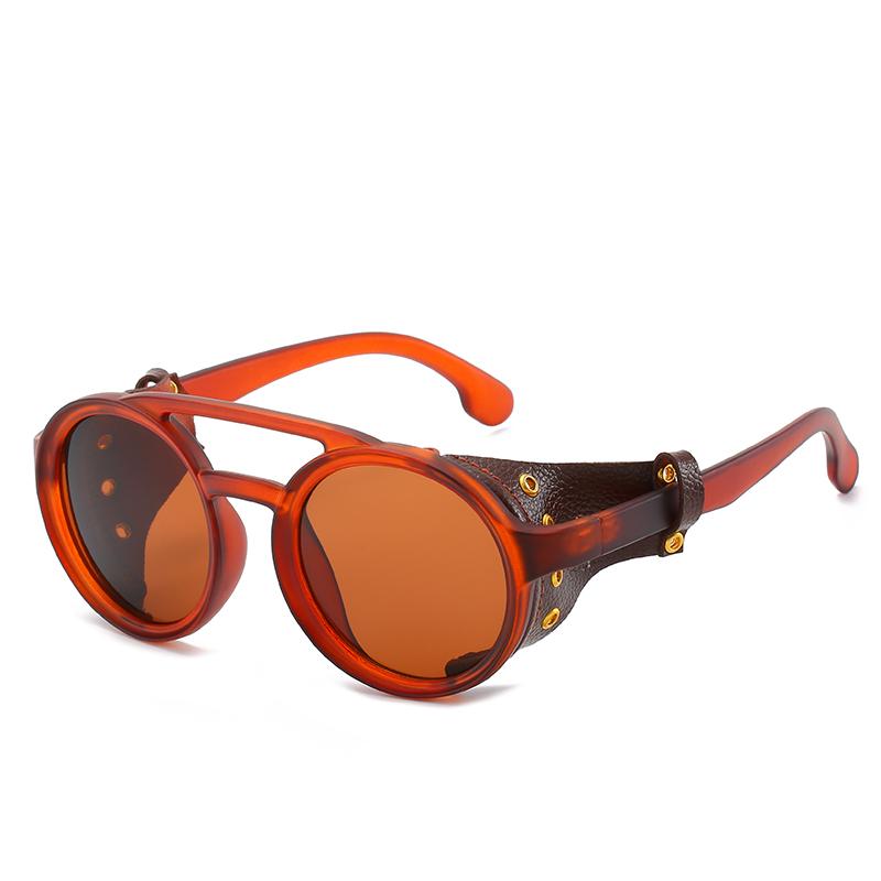 Unisex Vintage Punk Sunglasses