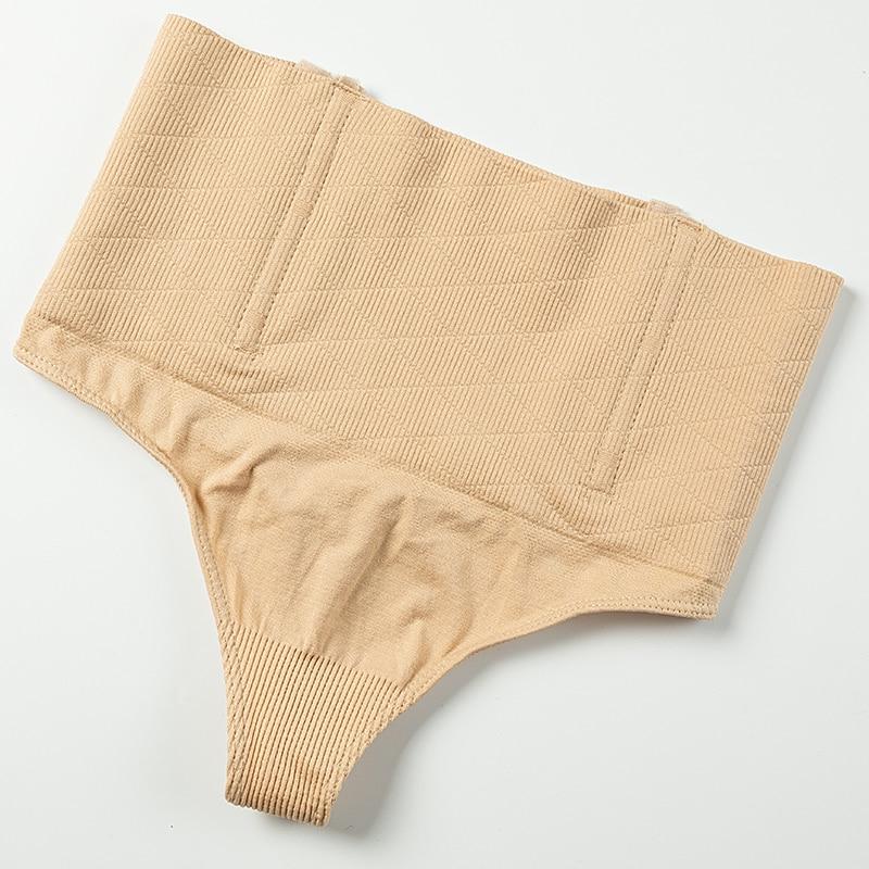 Seamless Tummy Control Panties for Women