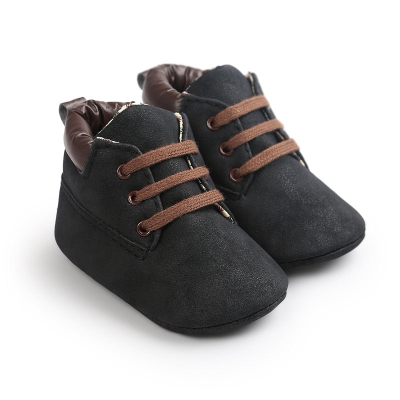 Fashion Casual Warm Suede Baby Boots