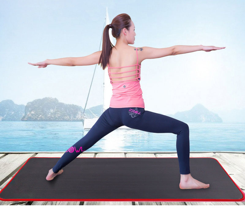 Multifunctional Sports Non-Slip Yoga Mat